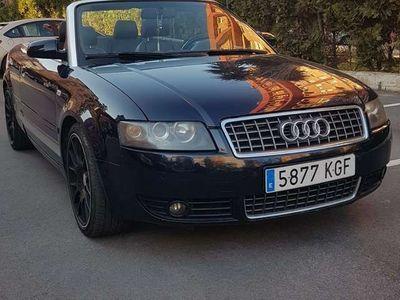 usado Audi Cabriolet 2.5TDI Multitronic