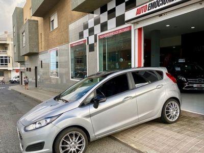 usado Ford Fiesta 1.25 Duratec 60kW Titanium 5p