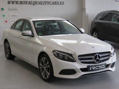 usado Mercedes 170 Clase C 220d 7G PlusCV