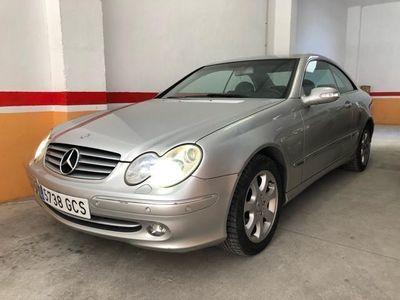 usado Mercedes CLK270 CDI
