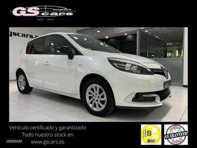 usado Renault Scénic Limited Energy dCi 130 eco2