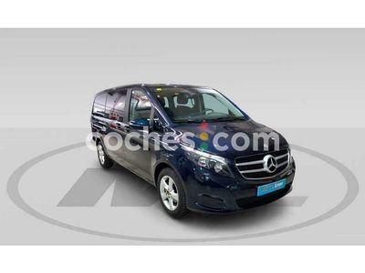 usado Mercedes V220 Clase VLargo Avantgarde 163 cv en Palmas, Las