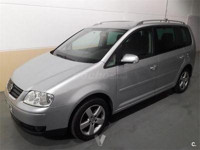 usado VW Touran 2.0 Tdi Dsg Advance 5p. -05