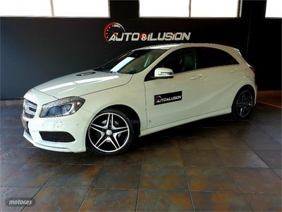 second-hand Mercedes A200 Clase ABlueEFFICIENCY AMG Sport