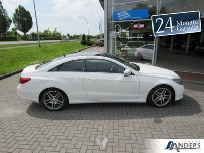 usado Mercedes E350 Clase E CoupeBluetec 2p. -15