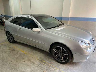 usado Mercedes C230 Sportcoupé K