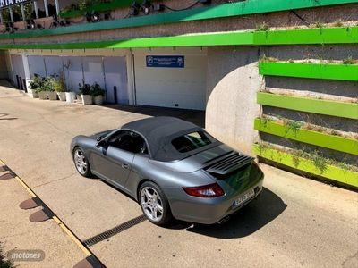 used Porsche 911 Carrera S Cabriolet 355cv 997