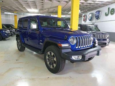 usado Jeep Wrangler Unlimited 2.0T GME Sahara 8ATX E6D
