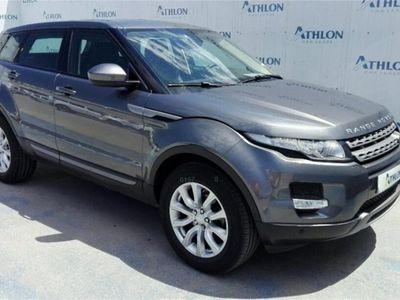gebraucht Land Rover Range Rover evoque 2.2L SD4 Pure Tech 4x4 190 Aut.
