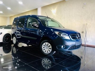 usado Mercedes Citan 111 CDI Tourer Pro Largo BE