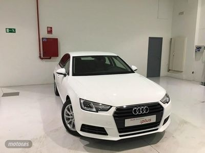 usado Audi A4 A42.0TDI ultra Design edition