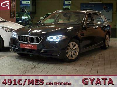 """usado BMW 520 dA Touring 184CV""""NAVEGACIÓN BUSINES,CUERO,PDC,CAM"""""""