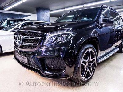 usado Mercedes GLS350 Clase4Matic Aut.