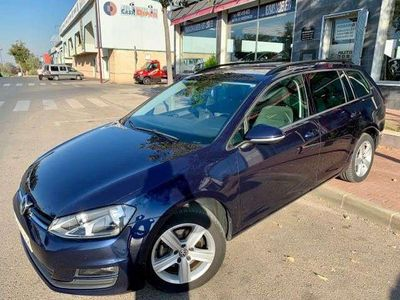 usado VW Golf Sportsvan 1.6TDI CR BM Business Navi