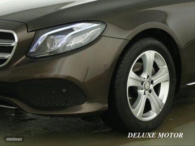 usado Mercedes E220 9G-Tronic COMAND MULTIBEAM LED W213