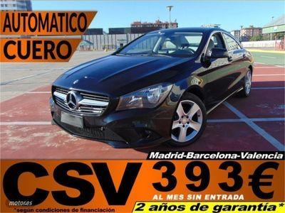 usado Mercedes CLA220 220CDI 170CV AUTO. '363€/MES'