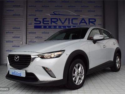 used Mazda CX-3 2.0 SKY GE iEl Lux Wh Trav 4WD AT