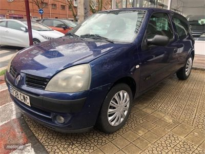brugt Renault Clio Confort Expression 1.2