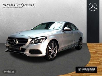 brugt Mercedes 220 Clase C