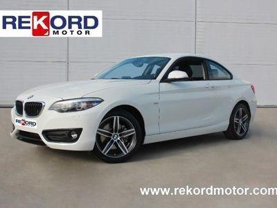 usado BMW 220 d COUPE 190cv SPORT -STEPTRONIC 8VEL-