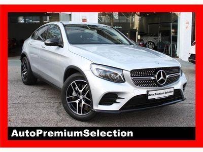 usado Mercedes GLC220 Coup&