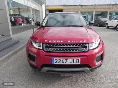 usado Land Rover Range Rover evoque 2.0L eD4 Diesel 110kW 150CV 4x2 Pure