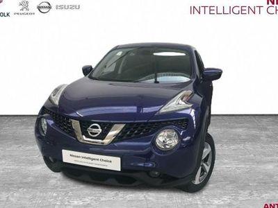 usado Nissan Juke 1.5dCi N-Tec