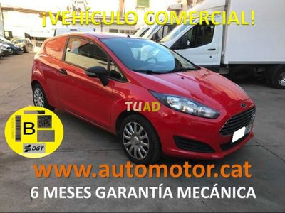 usado Ford Fiesta Van 1.5 TDCi - 6 MESES GARANTIA MECANICA