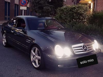 usado Mercedes CLK230 K Avantgarde