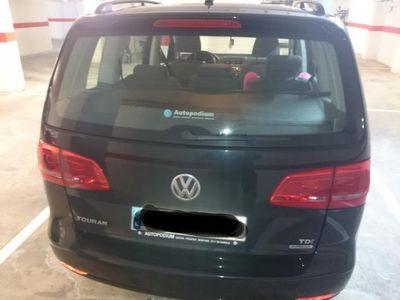 usado VW Touran 1.6 TDI 105cv Edition Bluemotion Tech -11