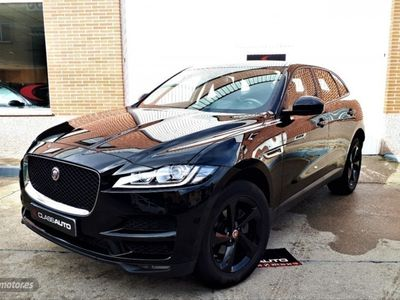 usado Jaguar F-Pace 2.0i4D Pure AWD 180CV*AUTOMATICO*TECHO PANORAMICO*