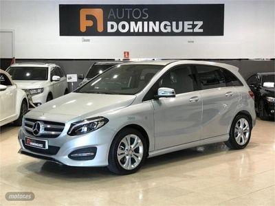 usado Mercedes B180 d 7G-DCT***FAROS LED***22000 KM***CÁMARA***