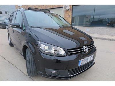 usado VW Touran 1.6TDI DSG edition 115 7 PLAZAS