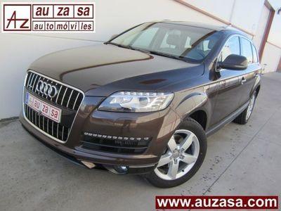 """usado Audi Q7 3.0TDI QUATTRO TIPTRONIC 245 """"Full Equipe"""" 7 plz"""