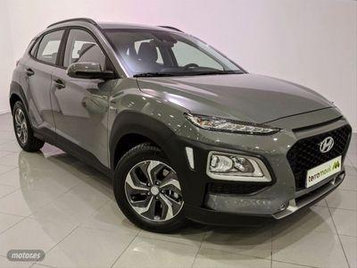 usado Hyundai Kona 1.6 GDI HEV Klass DT