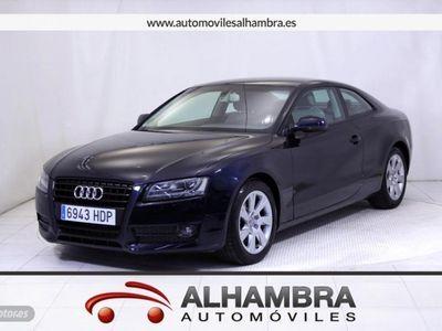 usado Audi A5 2.0 TFSI 180 MULTITRONIC AUTO