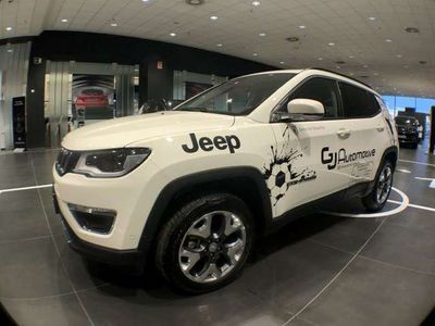 usado Jeep Compass 1.4 Multiair Limited 4x2 103kW