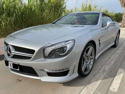 usado Mercedes SL63 AMG AMG -Klasse Speedshift MCT 7-Gang Sportgetriebe