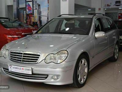 usado Mercedes C320 Clase CCDI Elegance Familiar