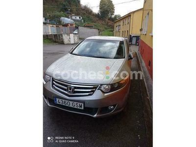 usado Honda Accord 2.2i-dtec Executive 150 cv en Asturias