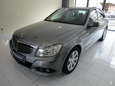 usado Mercedes C200 Clase CCDI Blue Efficiency