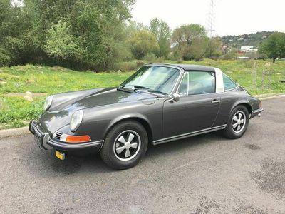 usado Porsche 911 E Targa 1970