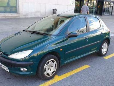 usado Peugeot 206 1.4 XR