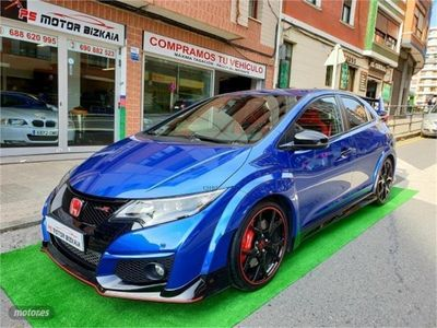 used Honda Civic 2.0 IVTEC TURBO TYPE R GT