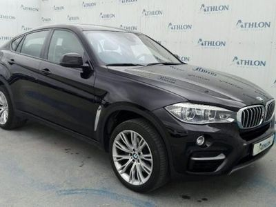 used BMW X6 xDrive 40dA