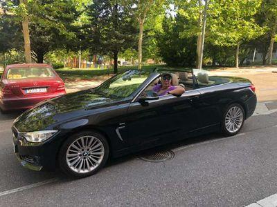 usado BMW 428 Serie 4 F33 Cabrio Cabrio Luxury