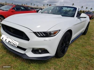 gebraucht Ford Mustang Mustang 2.3 EcoBoost 314cvAut. Conv.