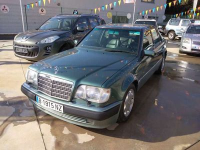 usado Mercedes 500 E