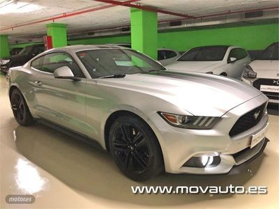 brugt Ford Mustang Mustang 2.3 EcoBoost 231kWFastback