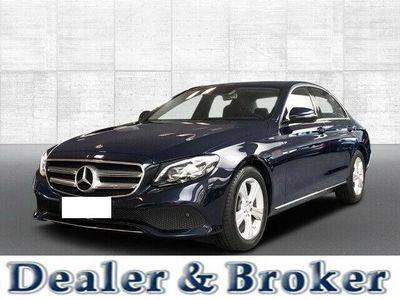 used Mercedes E220 AVANTGARDE, CAMARA, BAJO COSTE CON DTO. CASHBACK